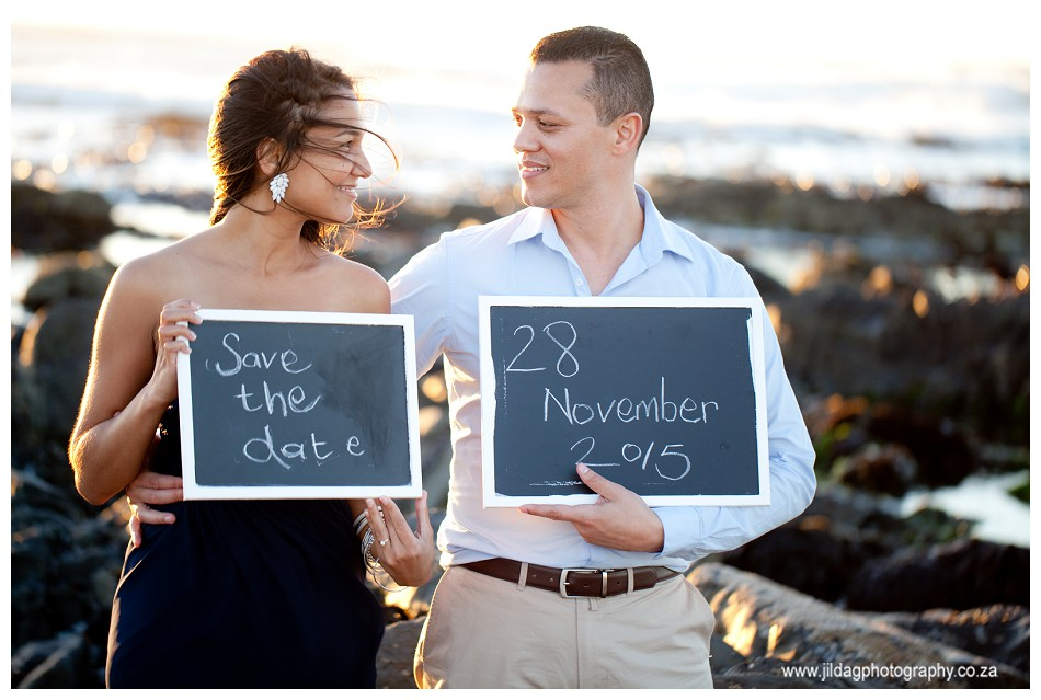 Sunset - engagement - beach - shoot - Jilda G Photography - Cape Town (27)