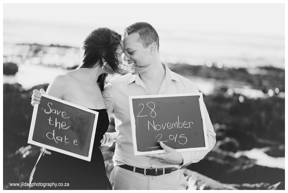 Sunset - engagement - beach - shoot - Jilda G Photography - Cape Town (28)