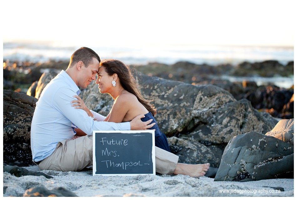 Sunset - engagement - beach - shoot - Jilda G Photography - Cape Town (29)