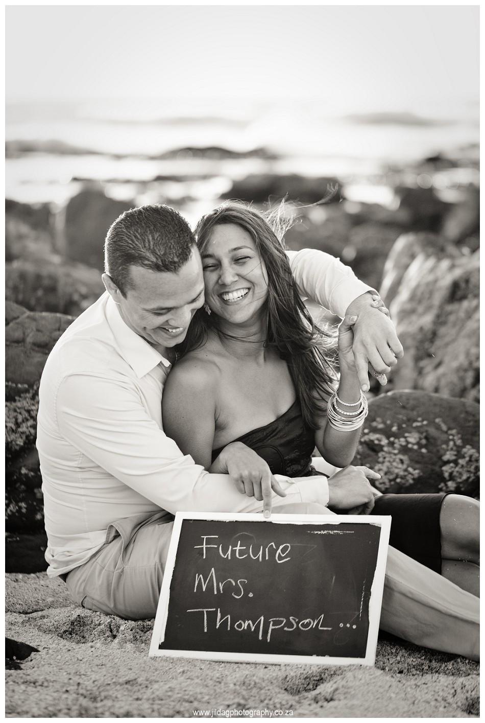 Sunset - engagement - beach - shoot - Jilda G Photography - Cape Town (33)