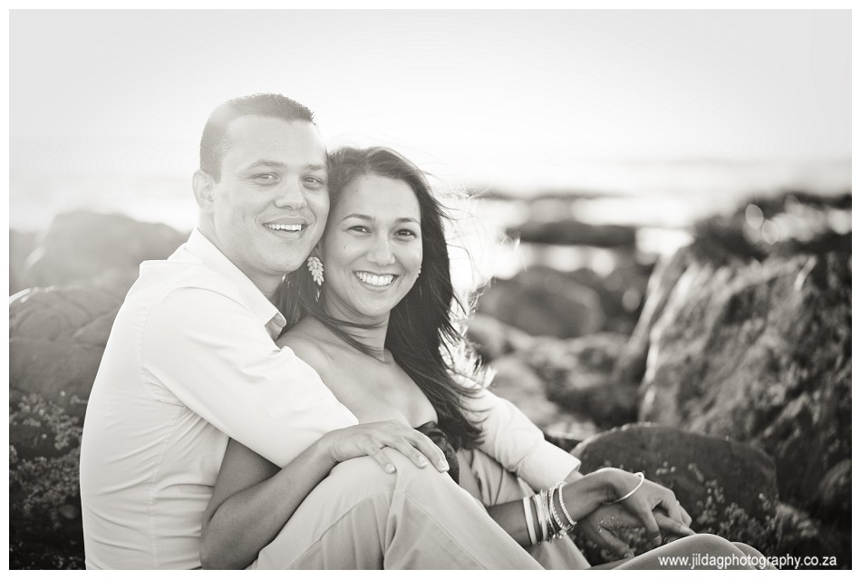 Sunset - engagement - beach - shoot - Jilda G Photography - Cape Town (34)