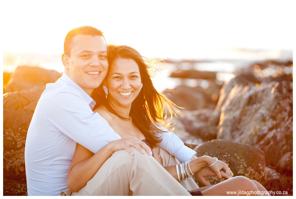 Sunset - engagement - beach - shoot - Jilda G Photography - Cape Town (35)