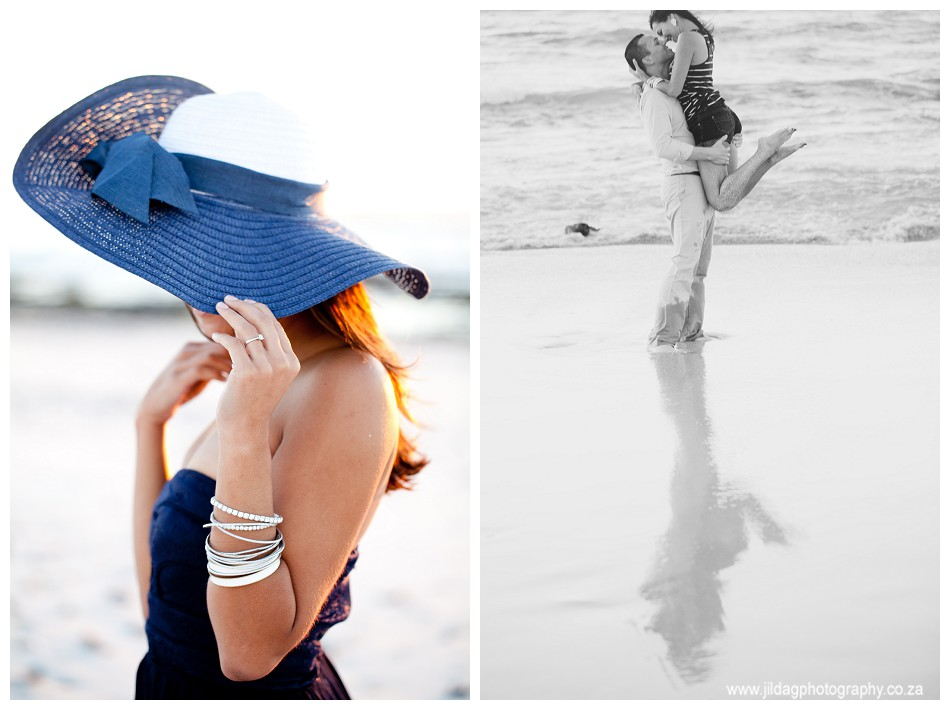 Sunset - engagement - beach - shoot - Jilda G Photography - Cape Town (36)