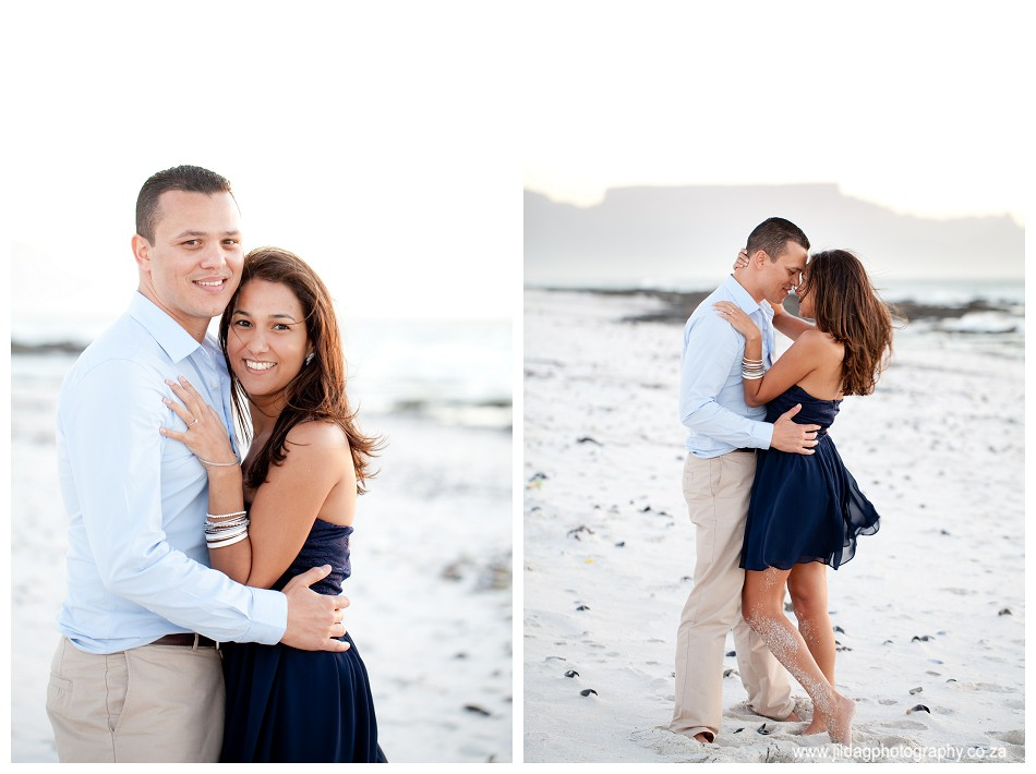 Sunset - engagement - beach - shoot - Jilda G Photography - Cape Town (37)