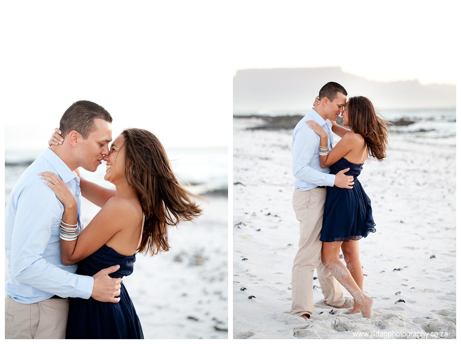 Sunset - engagement - beach - shoot - Jilda G Photography - Cape Town (38)