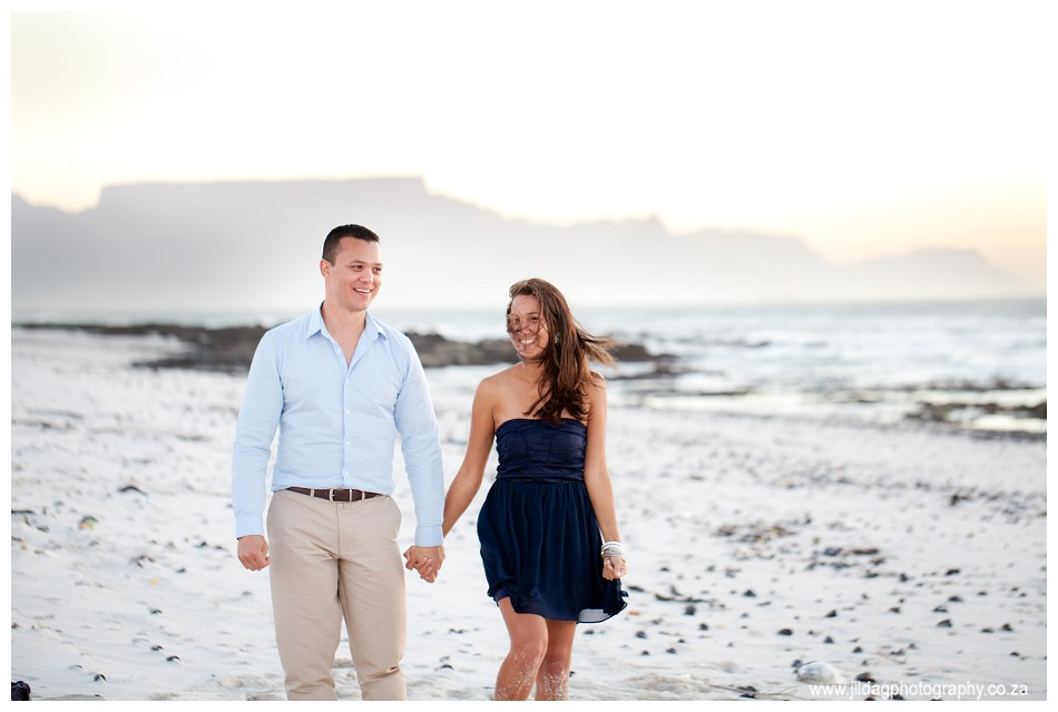 Sunset - engagement - beach - shoot - Jilda G Photography - Cape Town (39)
