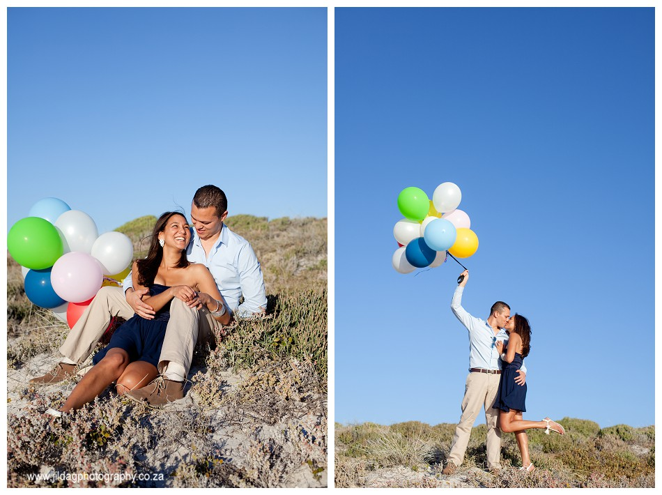 Sunset - engagement - beach - shoot - Jilda G Photography - Cape Town (4)