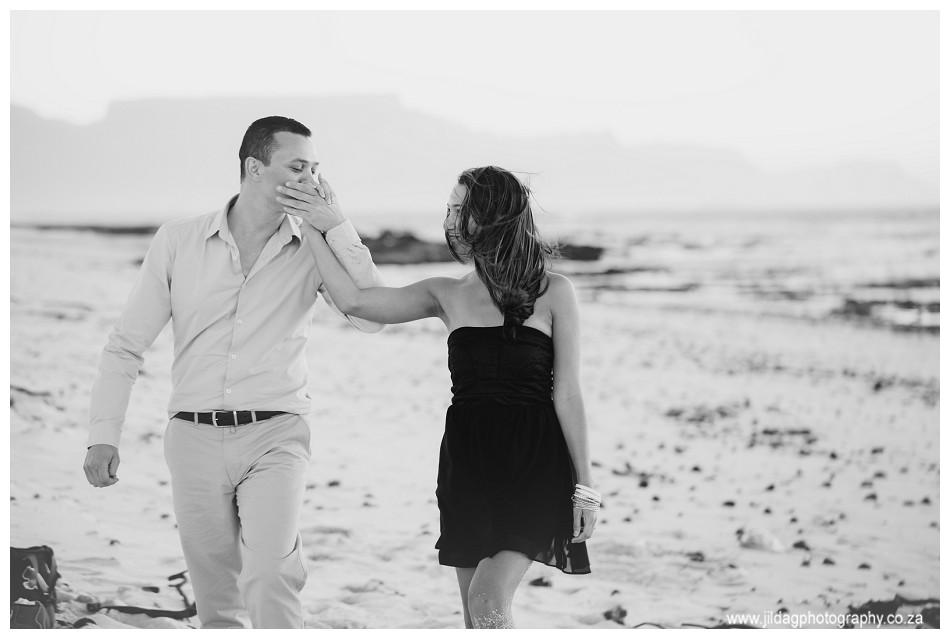 Sunset - engagement - beach - shoot - Jilda G Photography - Cape Town (40)