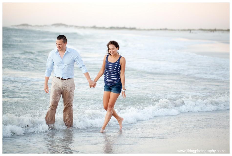 Sunset - engagement - beach - shoot - Jilda G Photography - Cape Town (41)