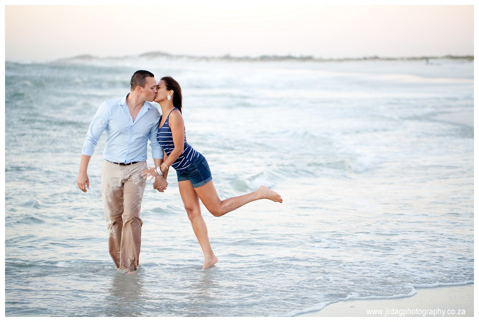 Sunset - engagement - beach - shoot - Jilda G Photography - Cape Town (42)