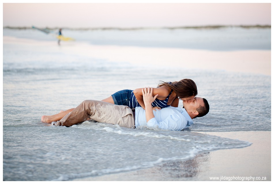 Sunset - engagement - beach - shoot - Jilda G Photography - Cape Town (43)