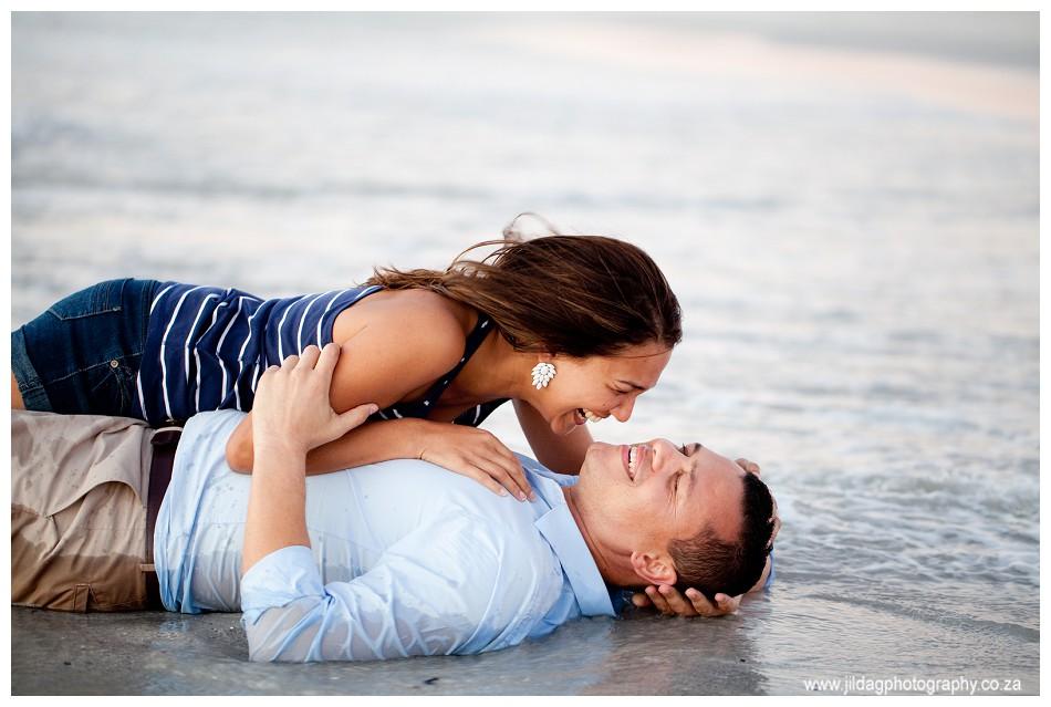 Sunset - engagement - beach - shoot - Jilda G Photography - Cape Town (45)
