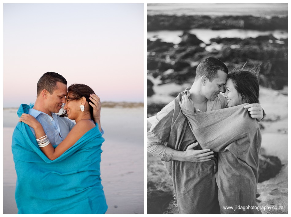 Sunset - engagement - beach - shoot - Jilda G Photography - Cape Town (47)