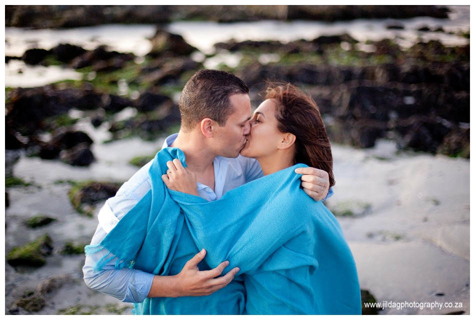 Sunset - engagement - beach - shoot - Jilda G Photography - Cape Town (48)