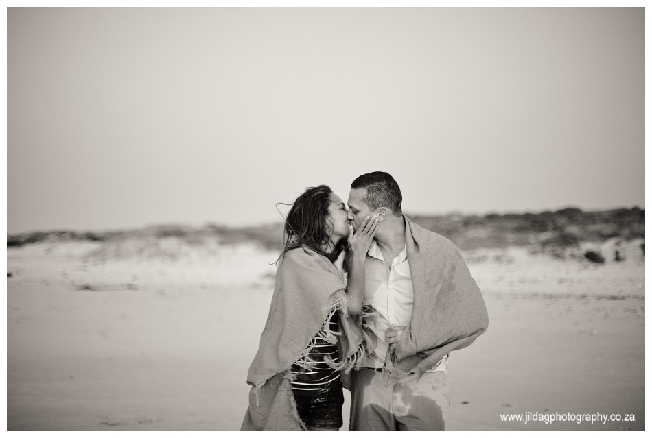 Sunset - engagement - beach - shoot - Jilda G Photography - Cape Town (49)