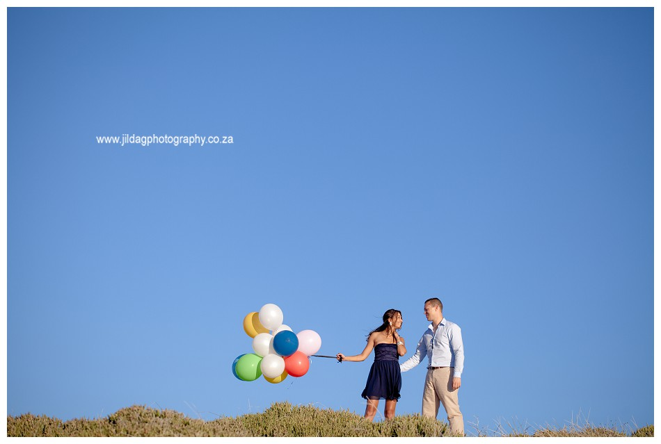 Sunset - engagement - beach - shoot - Jilda G Photography - Cape Town (5)