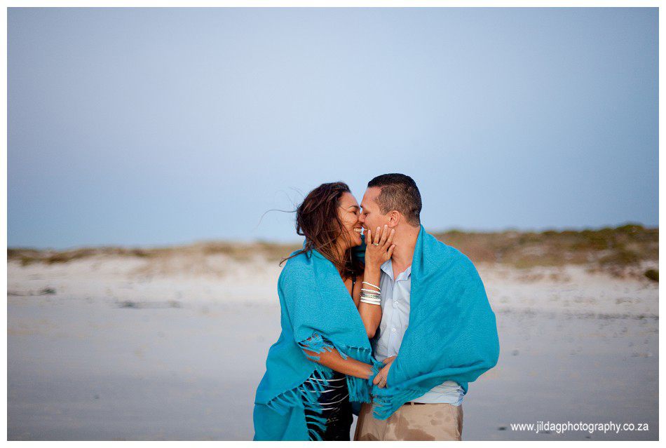 Sunset - engagement - beach - shoot - Jilda G Photography - Cape Town (50)