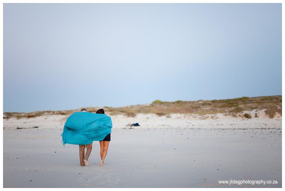 Sunset - engagement - beach - shoot - Jilda G Photography - Cape Town (52)