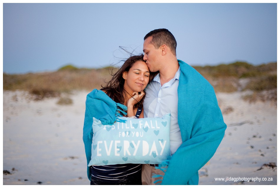 Sunset - engagement - beach - shoot - Jilda G Photography - Cape Town (53)