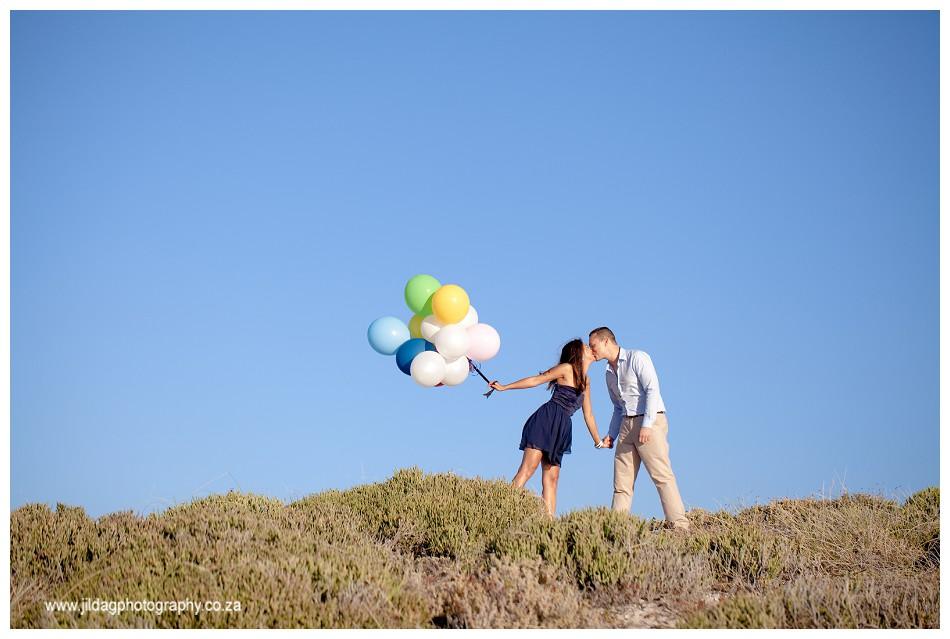 Sunset - engagement - beach - shoot - Jilda G Photography - Cape Town (6)