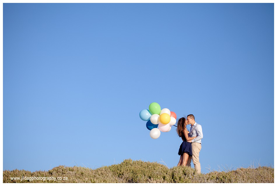 Sunset - engagement - beach - shoot - Jilda G Photography - Cape Town (7)