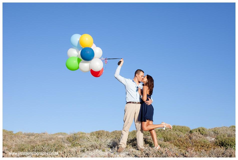 Sunset - engagement - beach - shoot - Jilda G Photography - Cape Town (9)