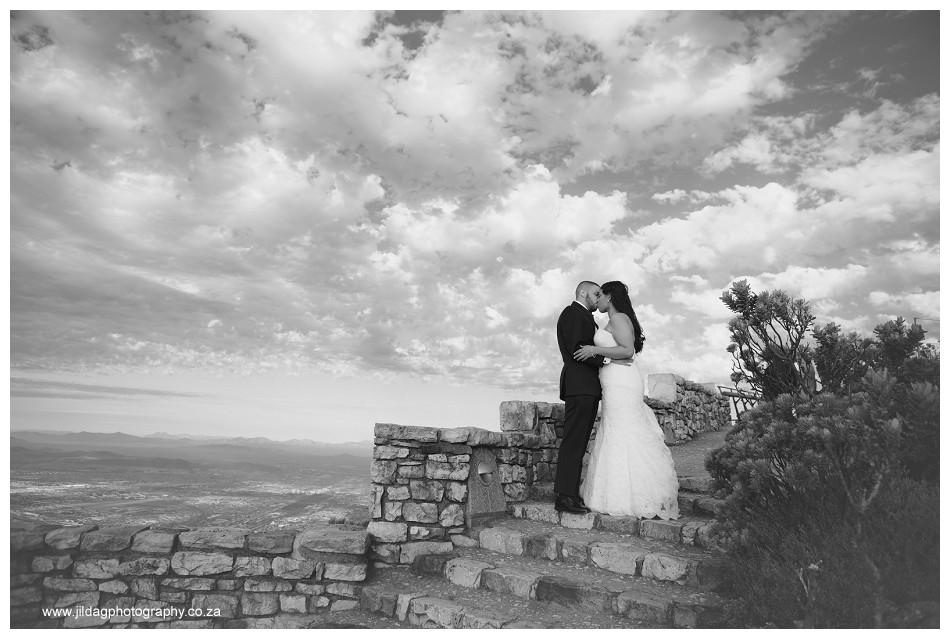 Table Mountain - Cape Town wedding - Jilda G Photography (25)