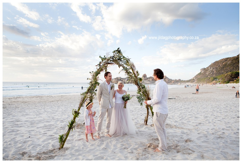 Beach Wedding Cape Town Photographer Jilda G Photography