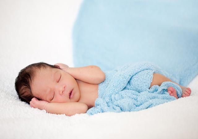 Newborn - Micah
